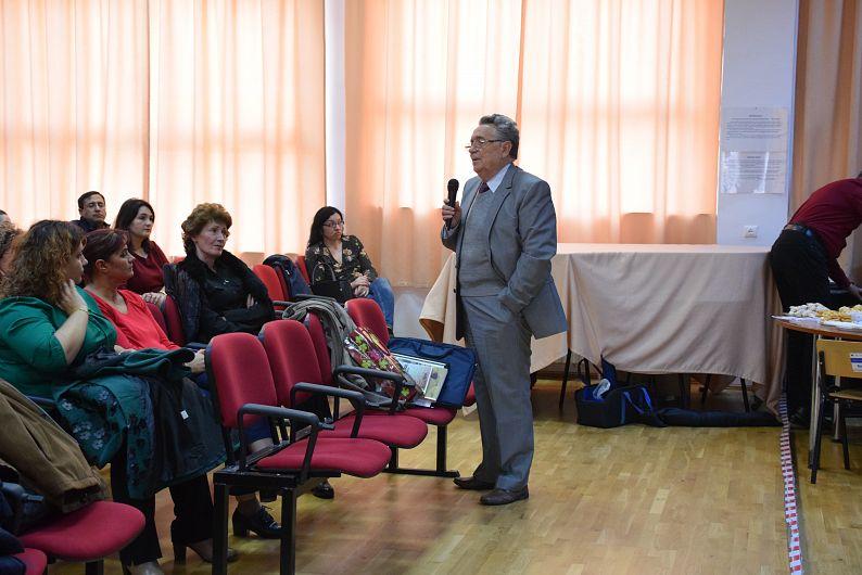 """Cercul pedagogic al geografilor vrânceni a avut loc la Școala """"Ștefan cel Mare"""""""