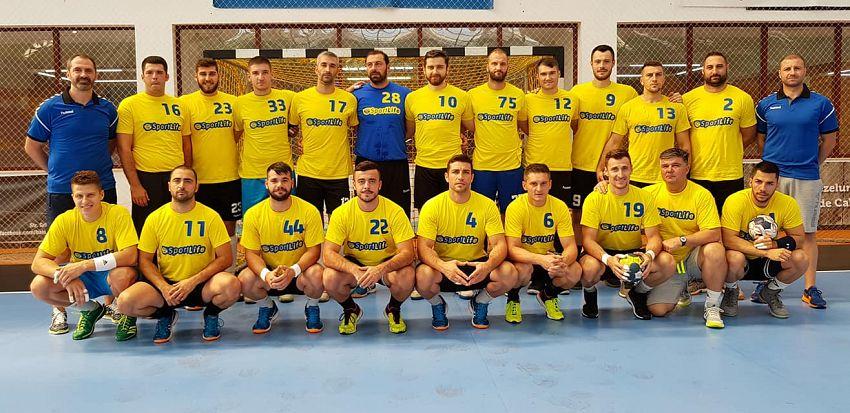Concluziile antrenorului CSM Focșani 2007 după primele jocuri de pregătire ale noului sezon 2018-2019 al Ligii Naționale de handbal masculin-foto 2