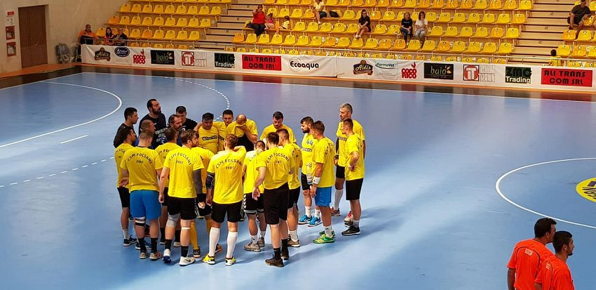 Concluziile antrenorului CSM Focșani 2007 după primele jocuri de pregătire ale noului sezon 2018-2019 al Ligii Naționale de handbal masculin-foto1