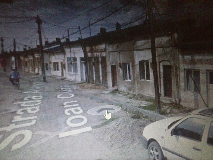 Lasat noua,Cartierul evreilor din Adjud ar trebui pretuit si salvat piatra cu piatra-2 sursa Google Map