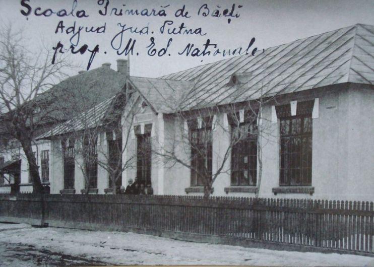 Foto:Școala Primară de Băieți