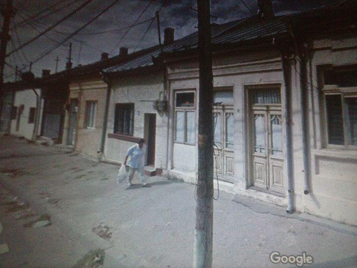 Lasat noua,Cartierul evreilor din Adjud ar trebui pretuit si salvat piatra cu piatra-3 sursa Google Map