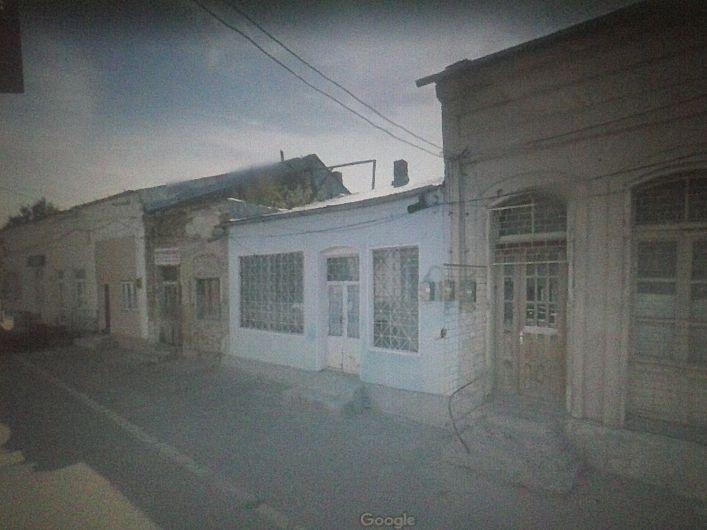Ce a mai ramas din Cartierul evreiesc de la Adjud-2-sursa Google Maps
