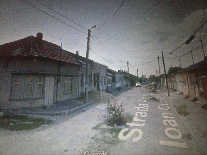 Lasat noua,Cartierul evreilor din Adjud ar trebui pretuit si salvat piatra cu piatra-13 sursa Google Map