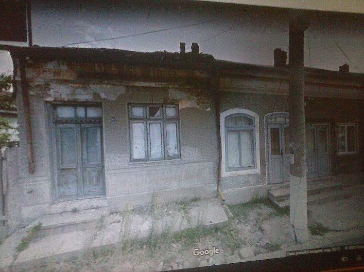Lasat noua,Cartierul evreilor din Adjud ar trebui pretuit si salvat piatra cu piatra-10 sursa Google Map