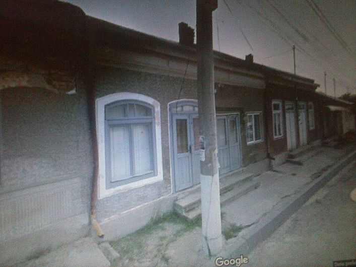 Lasat noua,Cartierul evreilor din Adjud ar trebui pretuit si salvat piatra cu piatra-11 sursa Google Map