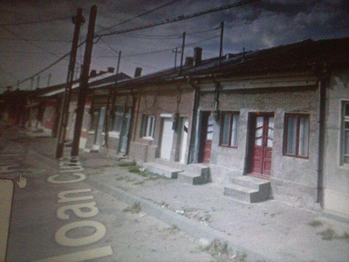 Lasat noua,Cartierul evreilor din Adjud ar trebui pretuit si salvat piatra cu piatra-5 sursa Google Map