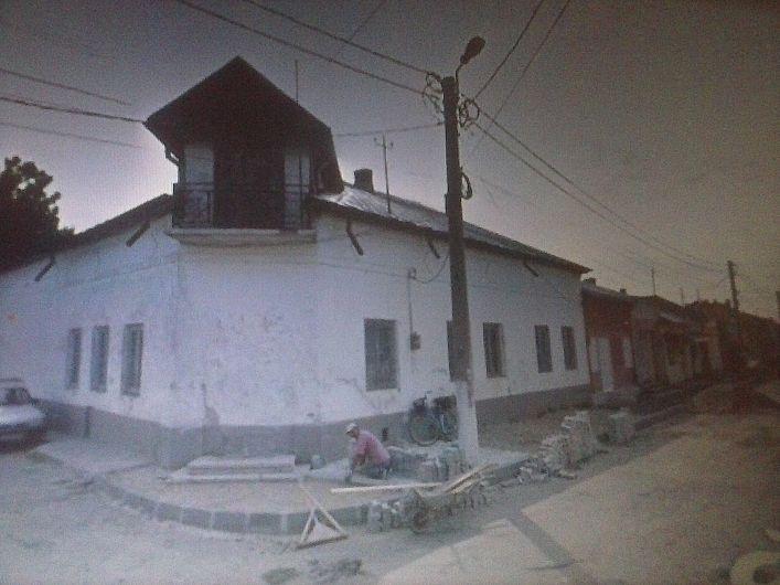 Lasat noua,Cartierul evreilor din Adjud ar trebui pretuit si salvat piatra cu piatra-14 sursa Google Map