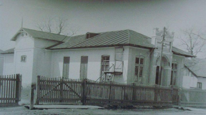 Sala de festivități a comunității evreiești din Adjud