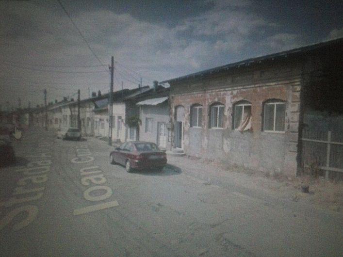 Ce a mai ramas din Cartierul evreiesc de la Adjud-4-sursa Google Maps