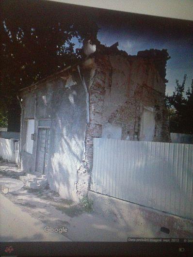 Ce a mai ramas din Cartierul evreiesc de la Adjud-12-sursa Google Maps