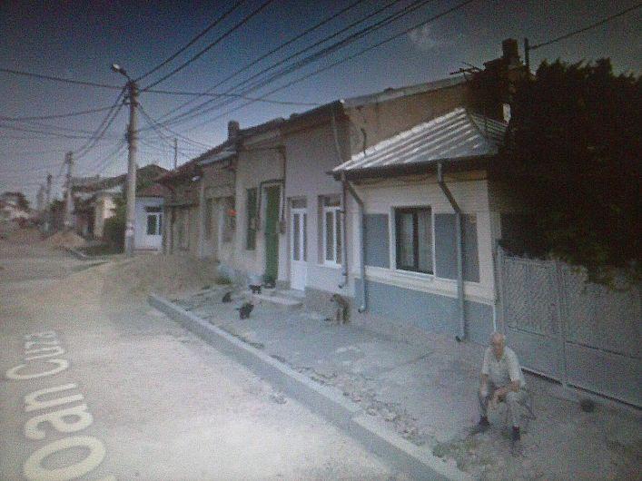 Lasat noua,Cartierul evreilor din Adjud ar trebui pretuit si salvat piatra cu piatra-12 sursa Google Map