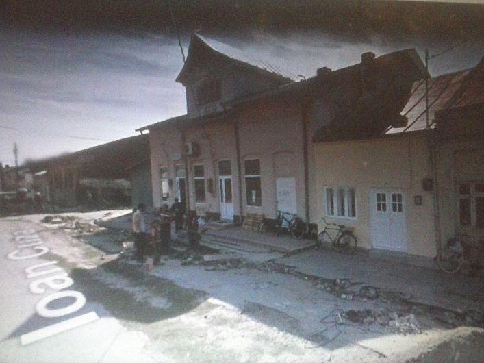 Lasat noua,Cartierul evreilor din Adjud ar trebui pretuit si salvat piatra cu piatra-1 sursa Google Map