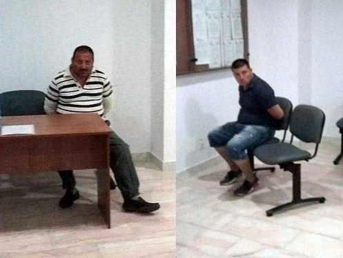 Foto: Cei doi bărbaţi care au primit mandate