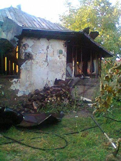 Fotografie preluată de pe contul de facebook  Svsu Odobesti Vrancea
