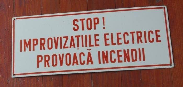 Fotografie preluată de pe contul de facebook ISU Vrancea