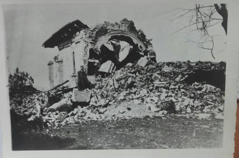 """Biserica """"Cuvioasa Parascheva"""