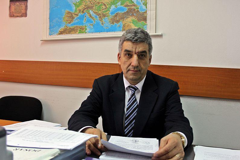 Ionică Cherciu, şeful Gărzii Forestiere Focşani