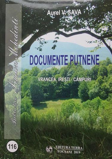 Documente Putnene, ediția a III-a, Focșani, 2019-Foto:Casa de Cultură Odobești
