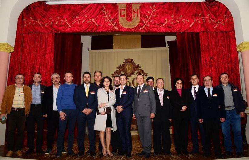Fotografie preluată de pe contul de facebookTiberiu Dima