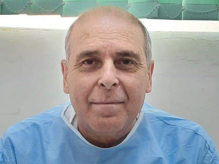 Medicul Virgil Musta.Foto:hotnews.ro