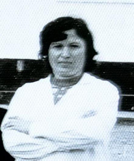 Profesoara de istorie-geografie Neta Chirilă sub îngrijirea căreia a lua ființă și a funcționat la Năruja în urmă cu 29 de ani, Cercul de geografie-climatologie