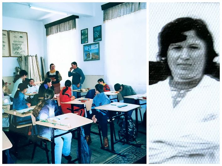 Cercul de geografie-climatologie a fost înființat la Năruja în 1992, sub îngrijirea profesoarei de istorie-geografie, de atunci, Neta Chirilă