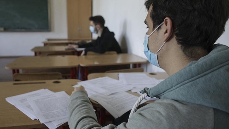 Vineri 24 iulie 2020 este ultima zi de înscriere a candidaților la sesiunea de toamnă a examenului de bacalaureat 2020.Foto:arhiva ZdV.Credit foto:digi24.ro