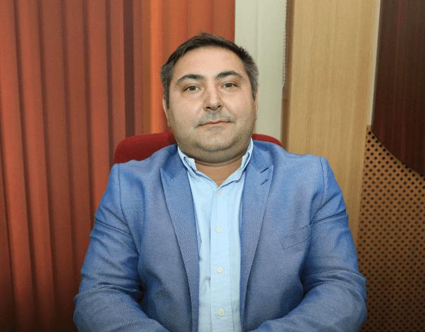Consilierul județean PSD, Cătălin Răducanu