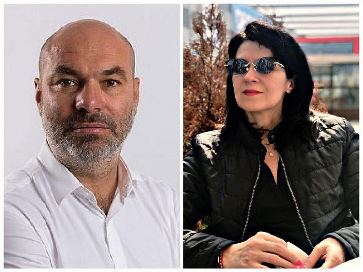 Jurista Carmen Verona Gurguiatu( foto dreapta) îl înlocuiește în funcția de director la CSM Focșani 2007 pe profesorul Viorel Ciubotaru ( foto stânga) care și-a înaintat demisia din postul pe care-l deținea, la sfârșitul lunii mai 2021
