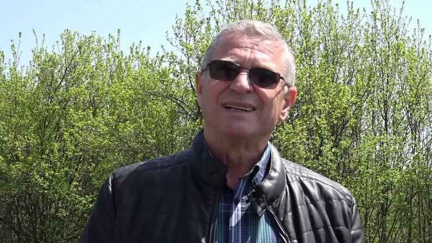 Primarul comunei Biliești, Vasile Chirilă