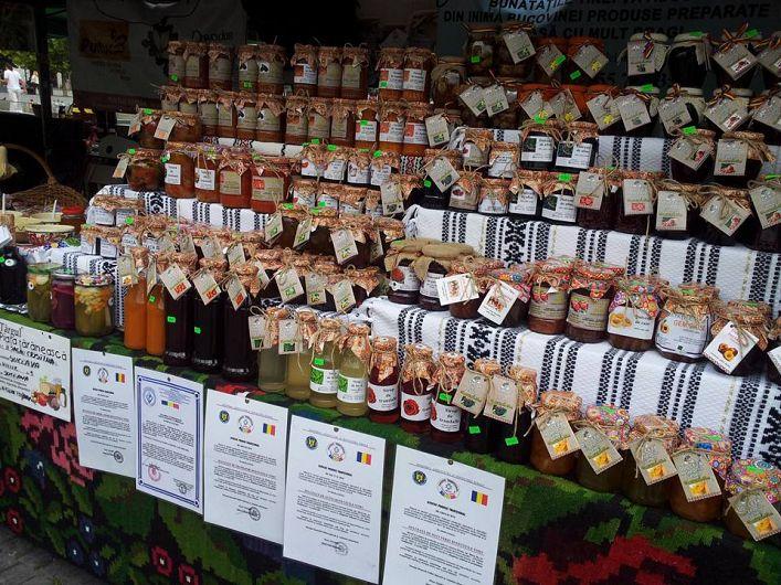 Foto: Târgul de produse tradiționale se va organiza pentru prima dată și la Focșani