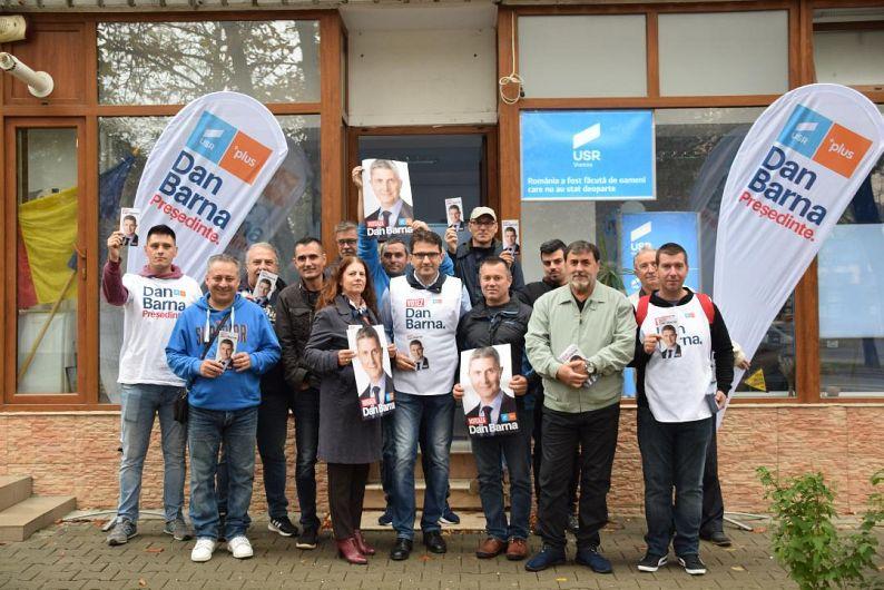 Desemnarea omului de afaceri Liviu Macovei drept candidat al USR Vrancea, la funcția de primar al municipiului Focșani, a fost făcută în unanimitate de către membrii USR Focșani care s-au întrunit, duminică 20 octombrie 2019, în Adunarea Generală.