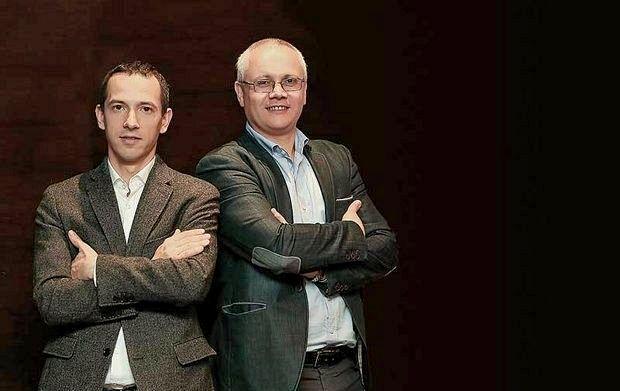 """Viorel Stan și Ionuț Stan, antreprenori de succes originari din Focșani, sunt susținătorii proiectului """"Laboratorul de creativitate și inovație"""", care va fi inaugurat în luna decembrie 2019 la Colegiul Național """"Unirea"""""""