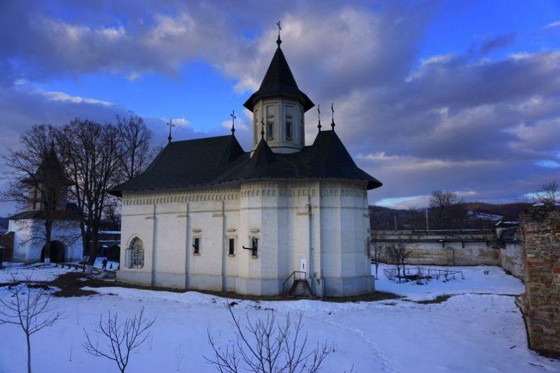 Vedere din turn-Fotografie preluată de pe site-ul:patruzari.ro