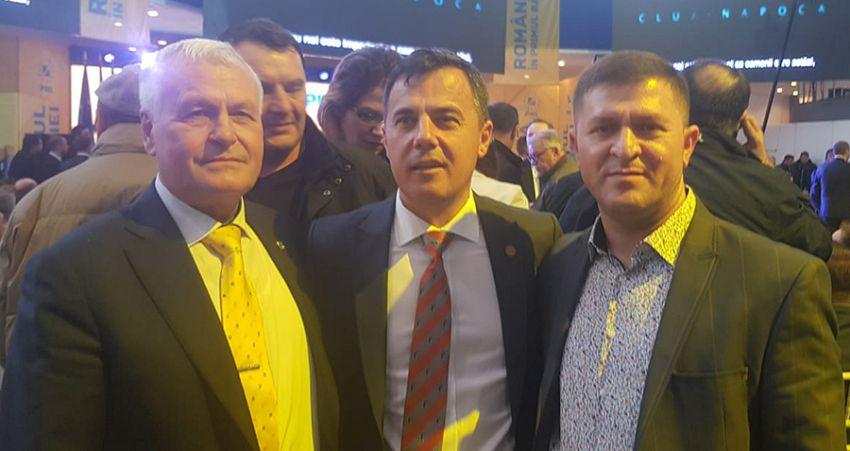 Valerică Zamfirescu, Ion Ștefan și Merlin Ivancea