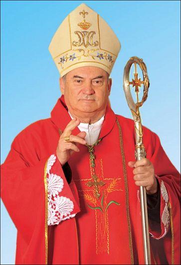 PS Petru Gherghel, episcop romano-catolic de Iaşi