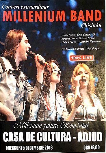 Foto: Afișul spectacolului