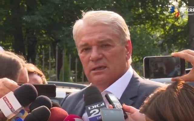 PSD-istul Nicolae Moga ministru de interne demisionar la șase zile de la numire Foto:g4media.ro