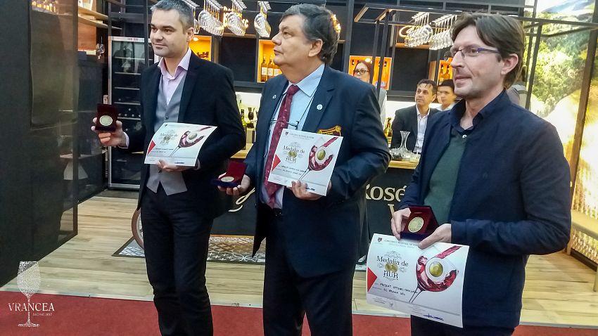 Acpvoin, Avincis și Cotnari au luat premiile la concursul de vinuri