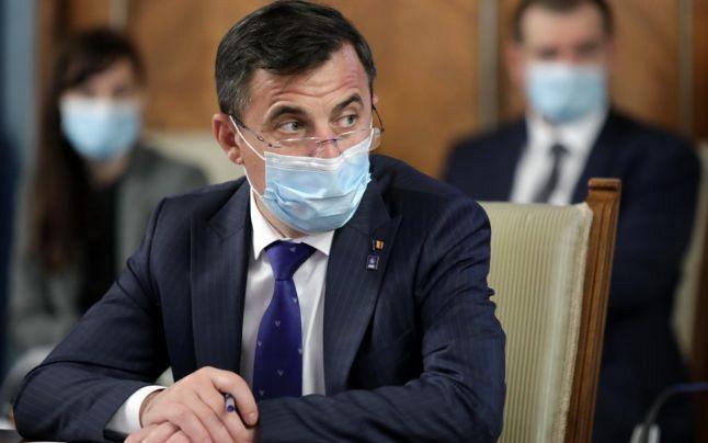 Ministrul Dezvoltării, Ion Ştefan.Foto:adevarul.ro