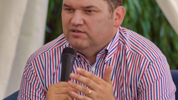 Ministrul Dezvoltării, Lucrărilor Publice și Administrației,  Cseke Attila-Zoltán.Foto:arhina ZdV.Credit foto:ziare.com