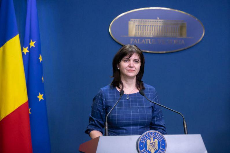 Ministrul Educației Monica Anisie-Foto:edupedu.ro