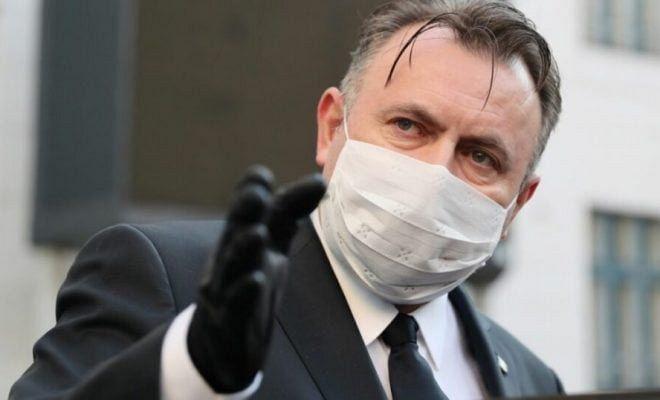 Ministrul Sănătății medicul Nelu Tătaru.Foto:arhiva ZdV.Credit foto:Știri.Press