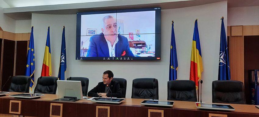 Întâlnirea online de astăzi, dintre Cătălin Toma și Nicolas Duiliu Zamfirescu, unul dintre moștenitorii legali ai scriitorului