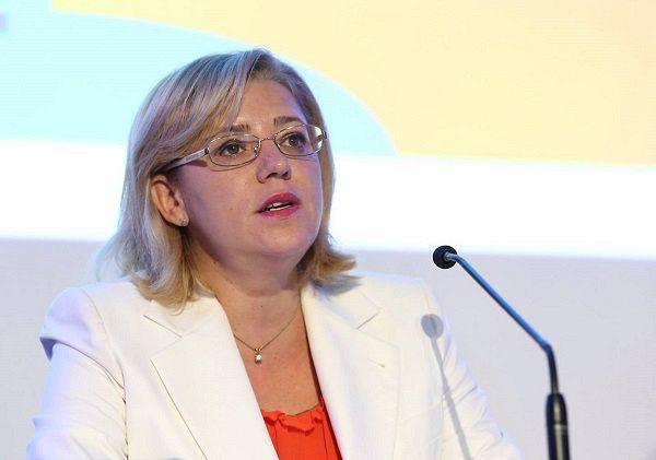 Corina Creţu- Comisar european pentru Politică Regională