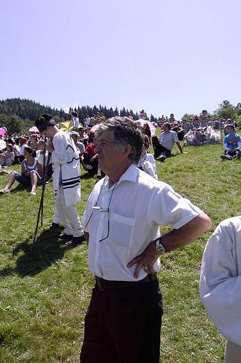 Titel–Toader Chirilă a fost director al Căminului Cultural Năruja.Foto:facebook