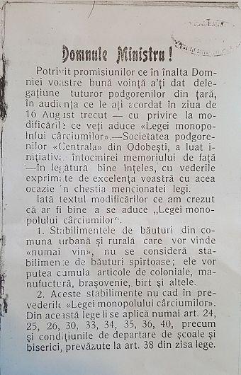 Nicolae Odobeșteanu podgorenii din Putna și Brătianu.Foto 5.Credit foto:Dr. Romeo-Valentin Muscă-Casa de Cultură Odobești