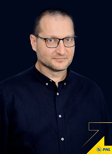 Adrian CREȚU este candidat al Alianței PNL-USR-PLUS la Consiliul Județean Vrancea
