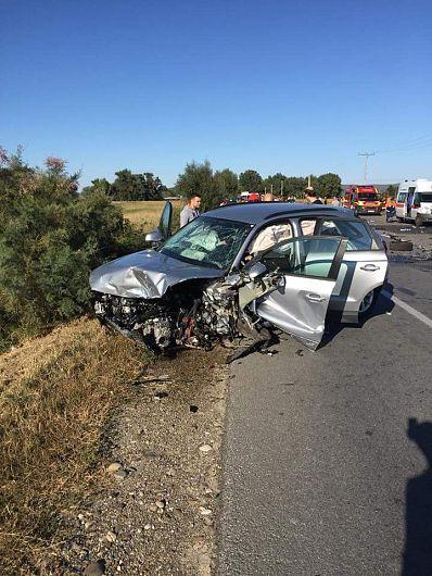 Fotografie preluată de pe contul de facebook Radare si evenimente rutiere Adjud